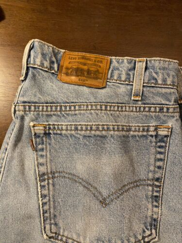 Vintage Levis (Brown Tab) Made In USA - image 1