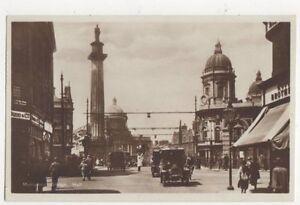 Monument-Bridge-Hull-Vintage-RP-Postcard-491a