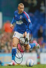 IPSWICH TOWN HAND SIGNED LEE MARTIN 6X4 PHOTO 2.