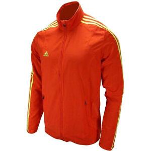 adidas jacke orange herren