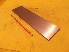 304 Stainless Steel Bar Brushed Machine Shop Metal Flat Stock 14 X 3 X 12