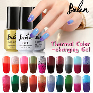 Image Is Loading Belen Temperature Color Change Gel Nail Polish Soak