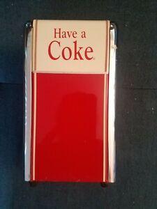 Coca-Cola-1992-Napkin-Dispenser