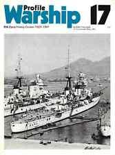 MARINA Warship Profile 17 - RN Zara - DVD