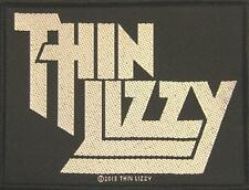 "THIN LIZZY PATCH / AUFNÄHER # 3 ""LOGO"""