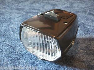 Mofa-Moped-Scheinwerfer-Lampe-mit-Schalter-Hercules-Sachs-Solo