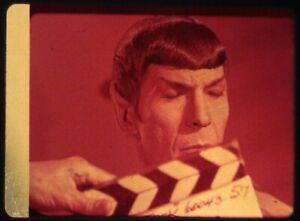 Star-Trek-TOS-35mm-Film-Clip-Slide-Elaan-Troyius-Spock-Clapper-Board-3-13-128