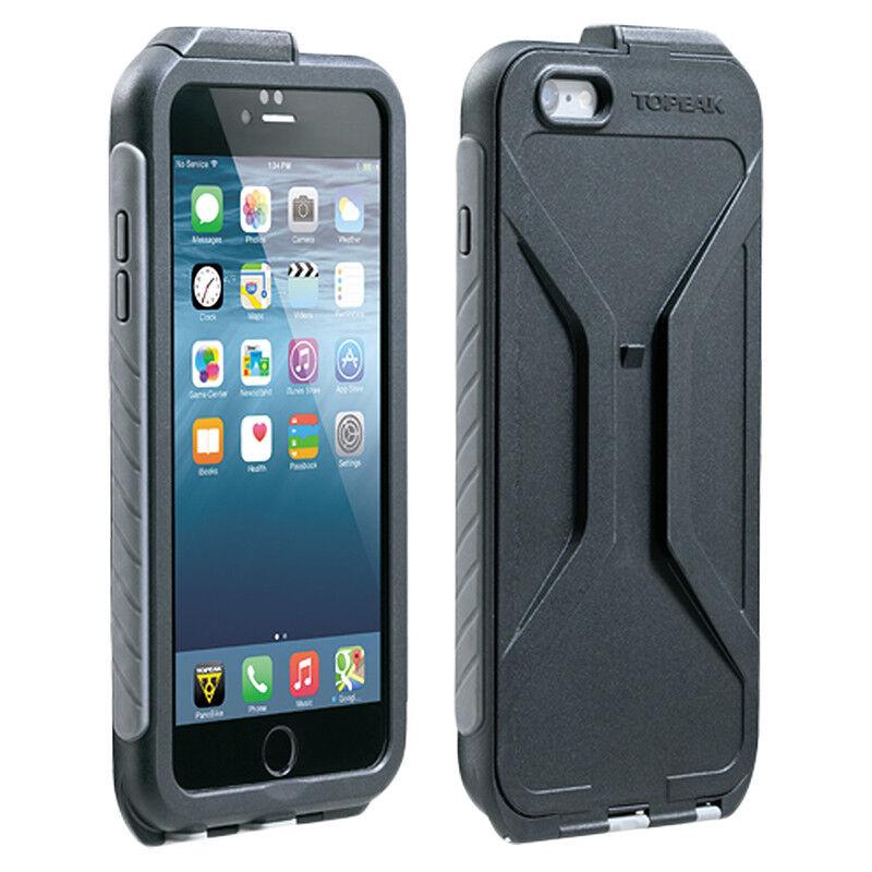 Topeak resistente a la intemperie RIDECASE Bolsa Topeak Phone Ride caso WP con Montaje iPhone - 6