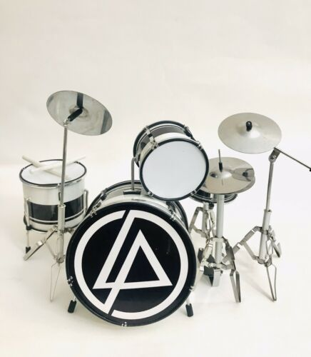 Linkin Park 5-Piece  Drum Set Mini Replica Collectible