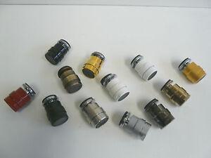 Kugelgelenk-Bidet-M24X1AGXM24X1IG-Strahlregler-Neoperl-alle-Farben