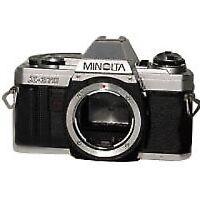 Minolta X-370 Film Camera