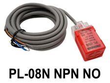 PL-08N NPN NO 8mm 8.0mm Proximity Sensor Detection Switch DC6-36V