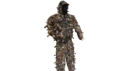 Bug Master 3D Leafy 2 Piece Suit Mossy Oak Infinity Camo Size Small Medium