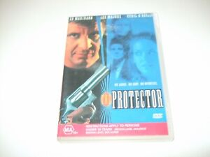 The-Protector-DVD-Free-Postage-Ed-Marinaro-Lee-Majors