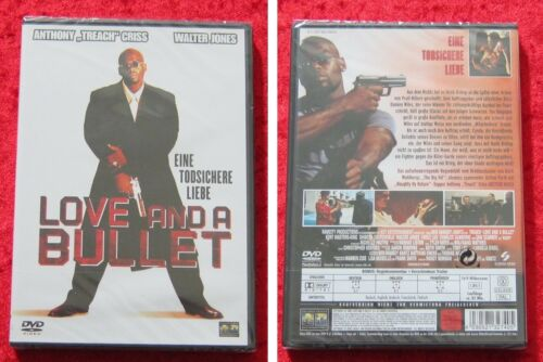 1 von 1 - Love and A Bullet, FSK 18 DVD