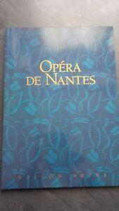Folleto Clásico Opera / Opera Nantes Temporada 1990-91