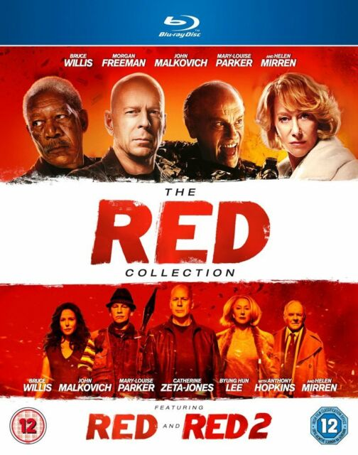 The Red Collection (Red/Red 2) (Blu-ray)