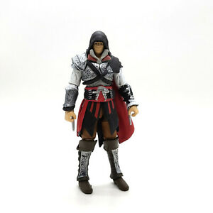 Unreleased Assassins Creed Prototype Ezio Auditore da Firenze Jazwares 3.75