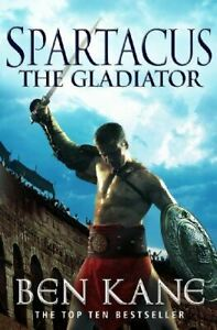 Very-Good-Spartacus-The-Gladiator-Spartacus-1-Kane-Ben-Paperback