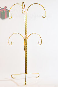 6-HOOKS-ITEMS-FOUNTAIN-STAND-CHRISTMAS-BAUBLE-HANGER-ORNAMENTS-DISPLAY-BAUBLE-6B