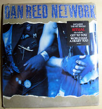 Dan Reed Network – Dan Reed Network M/NM SEALED LP 1988 Mercury – 834 309-1