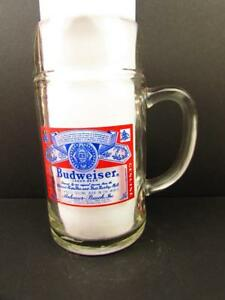 Budweiser-Large-Glass-Stein-8-034-32oz