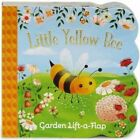 Little Yellow Bee Lift a Flap by Ginger Swift (Board book, 2016)