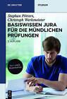 Basiswissen Jura Fur Die Mundlichen Prufungen by Stephan Potters, Christoph Werkmeister (Paperback / softback, 2016)