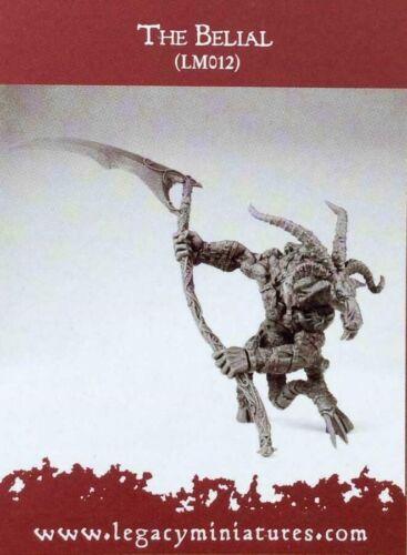Rackham Confrontation Legacy Miniatures - The Belial