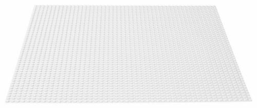 LEGO  Grundplatte Weiße Bauplatte 11010 Classic 32x32 Noppen