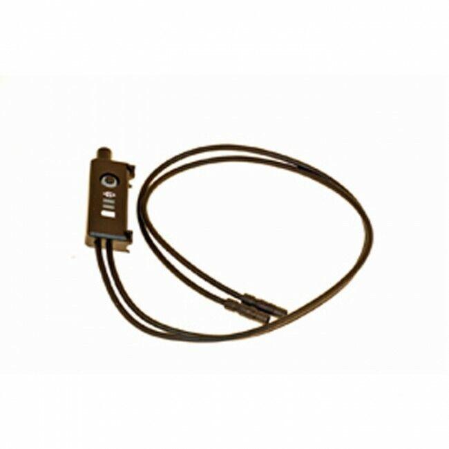 Shimano SM-EW67A-E E-Tube Di2 Junction para Drop Manillar Sti W cables integrado