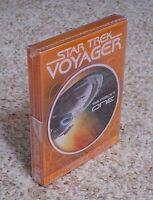Star Trek: Voyager - The Complete First Season (5-dvd Set, 2004) 1 - Sealed