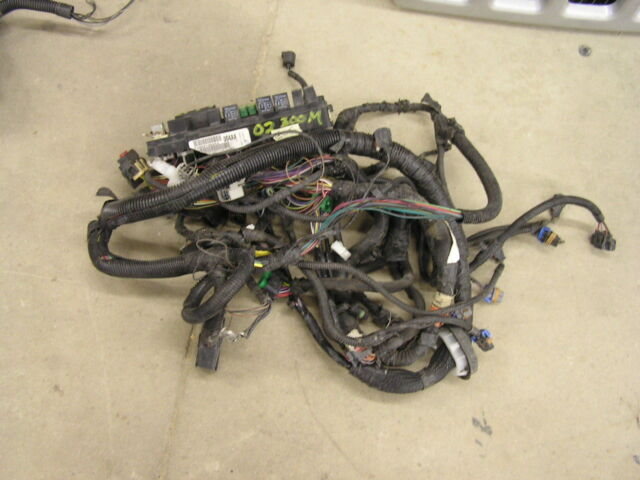 2002 Chrysler 300m 3 5 Engine Compartment Harness
