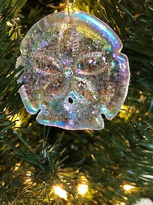 Hot Tamales Hand Crafted Kurt Adler Glass Christmas Ornament New Candy Just Born