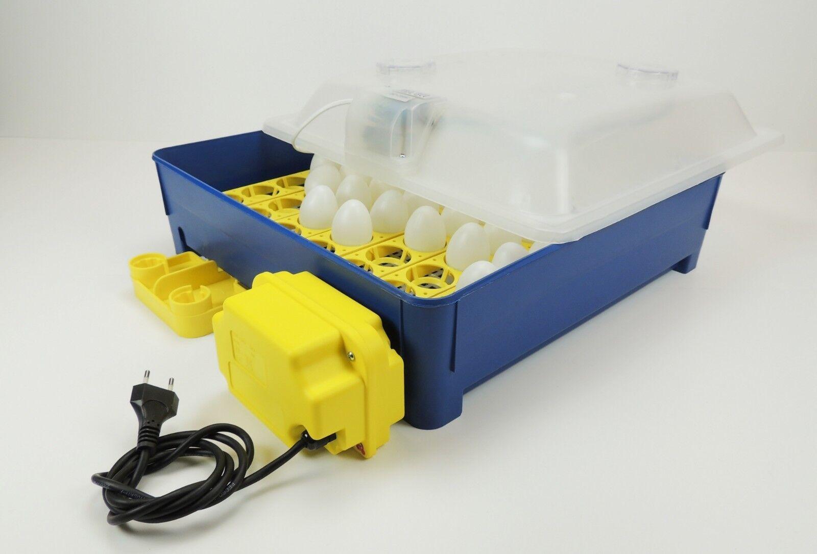 Campo 24 GWM apparato da cova, Incubator, superfici veloci per fino a 60 uova incubatore