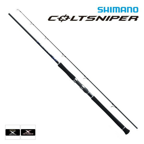 Shimano Coltsniper S906-MH S906-MH S906-MH Spinning Angelrute Neu b149b3