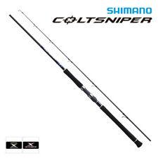 """Shimano COLTSNIPER BB S906MH 9/'6/"""" Medium Heavy jigging casting spinning rod pole"""