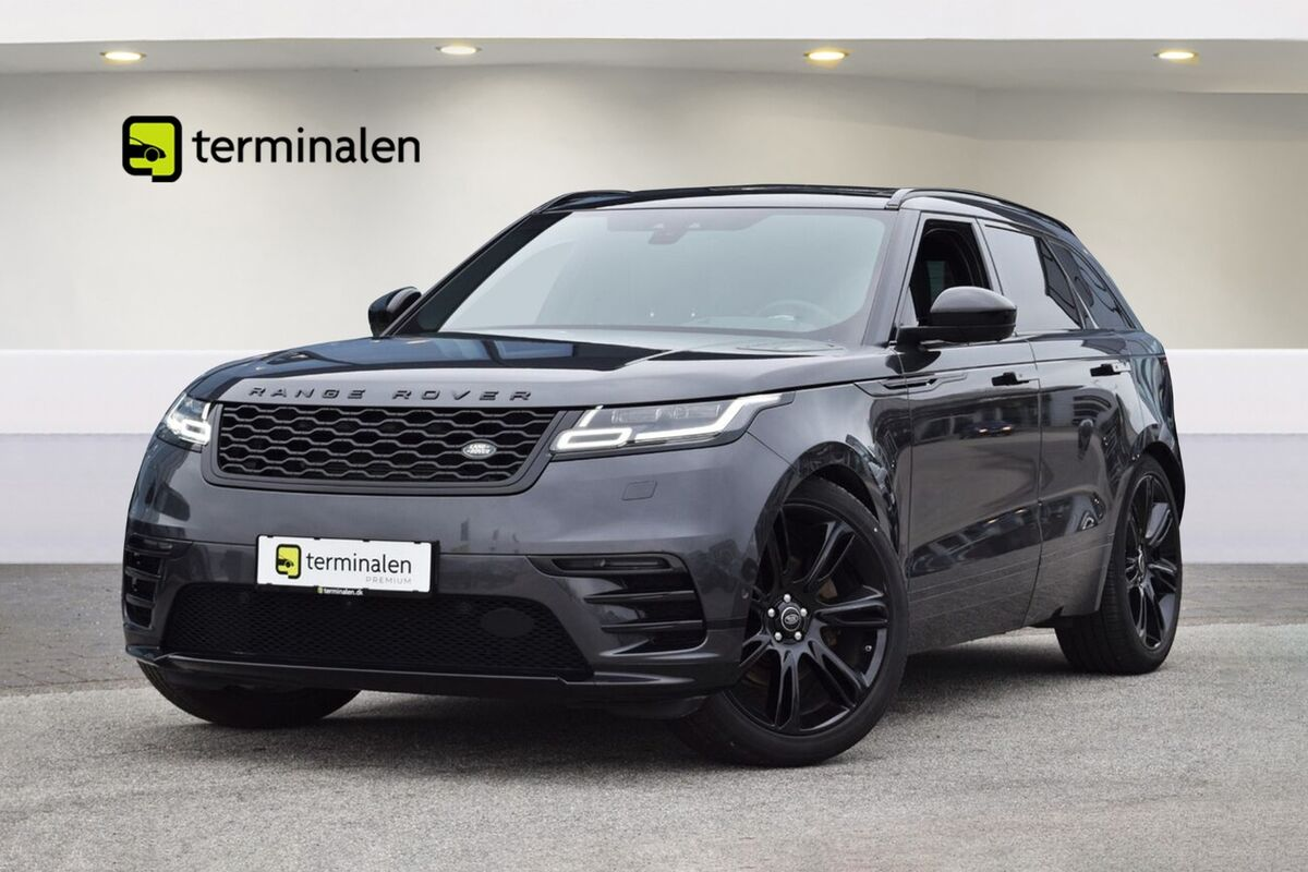 Land Rover Range Rover Velar D300 R-Dynamic HSE aut.