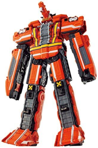 Ressha Sentai ToQger Train Union Series 11 Ressha Gattai DX Build DaiOh F//S NEW