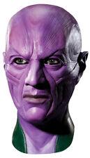 Mens Adult The Green Lantern Deluxe Ganthet Guardian Overhead Costume Mask