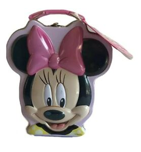 Disney-Minnie-Mouse-Eau-De-Toilette-Gift-Set-1-7-Oz-In-Gift-Tin-NWT