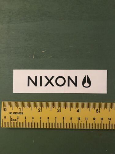 Nixon Decal//sticker Surfing