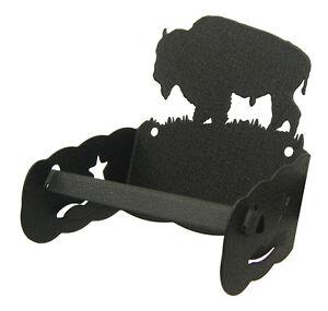 Buffalo-Bison-Toilet-Tissue-Paper-Holder
