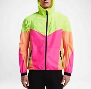 6818eedb0a Nike NikeLab x Kim Jones Packable Windrunner Jacket 826834-639 Size ...