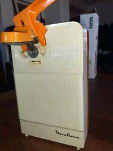 Ancien ouvre boite électrique moulinex vintage