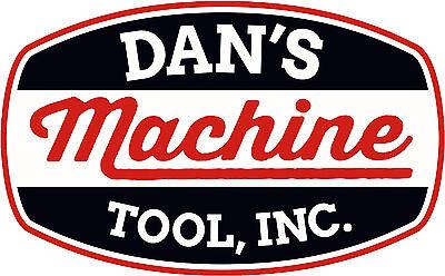 DAN'S MACHINE TOOL