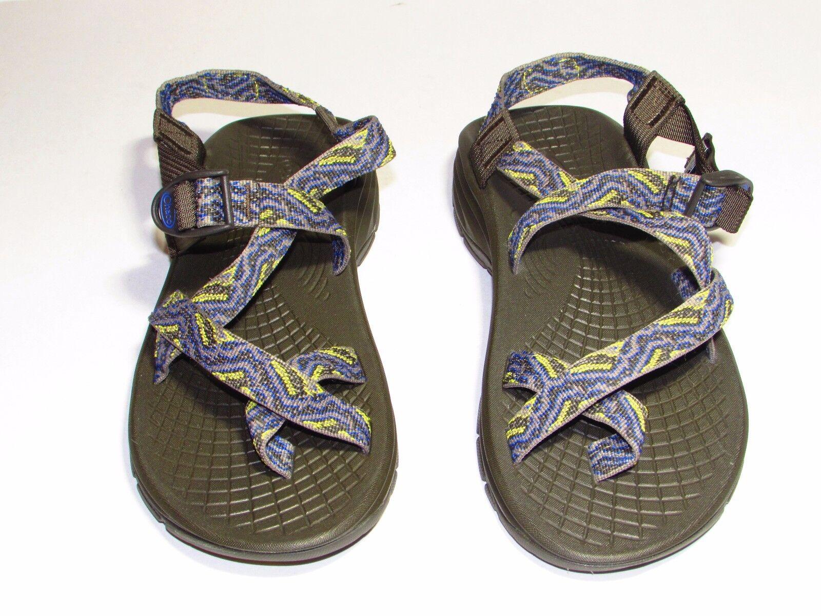 Chaco ZVOLV 2 Strap sandals  Men's Mandarin Brindle  Size Us 9 J105515