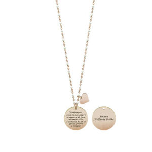 Kidult-Collana-Donna-Collezione-Philosophy-Goethe-751020