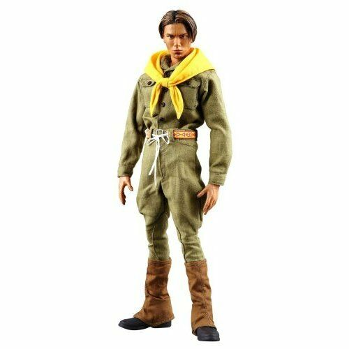 Medicom RAH Real Action Heroes YOUNG INDIANA JONES 1/6 Action Figure