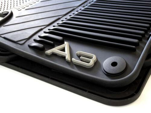 Original Audi Gummimatten vorn und hinten Audi A3 8P S3 Quattro 8P1061225 041